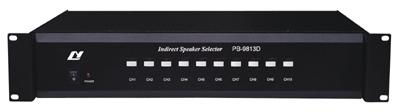 10 Channel Speaker Selector