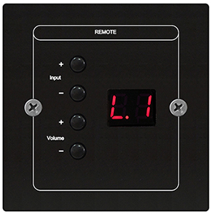 8 Zone Mini Remote Control Panel