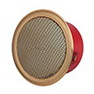 Ceiling Speaker with Tweeter (golden color)