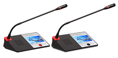 Digital Video Conference System Microphone