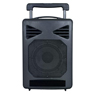 Portable Wireless PA Amplifier (DVD/MP5/MP4/MP3/Tuner/USB/SD)