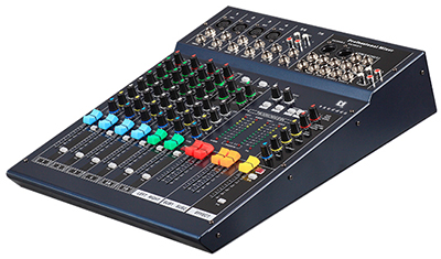 8 Channel Professional Mixer