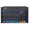 12 Channel Professional Mixer (Cabinet mountable)
