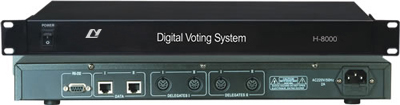 Wired Voting System