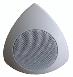 Corner Wall Mounted Speaker