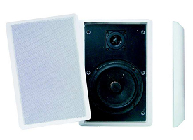 Flat Wall Mounted Speaker