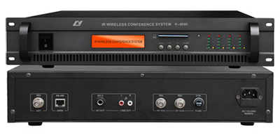 Infrared Wireless Conference System