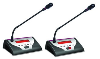 wireless conference system microphone