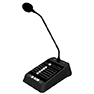 5 Zone Remote Paging Microphone (for ED-120/ED-240/ED-360/ED-480L/ED-600L)