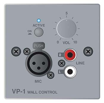 Remote Wall Control Panel (for EA-8412/EA-8224/EA-8148 & EF-801/EF-802/EF-804)